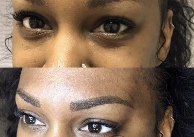 Microblading Eyebrows - HeavenBerg